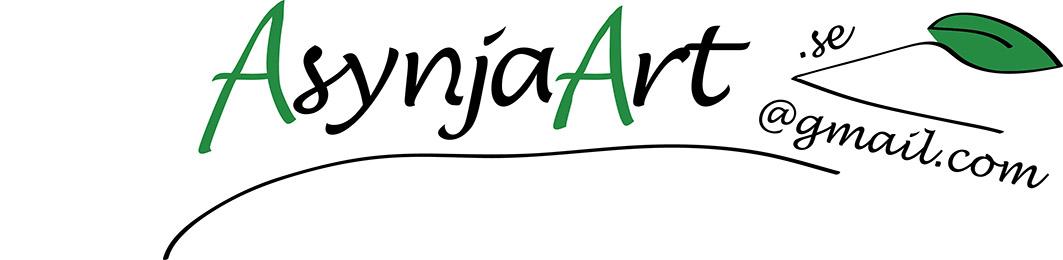 AsynjaArt – släktträd i akvarell och tryck